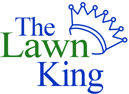 The Lawn King Logo